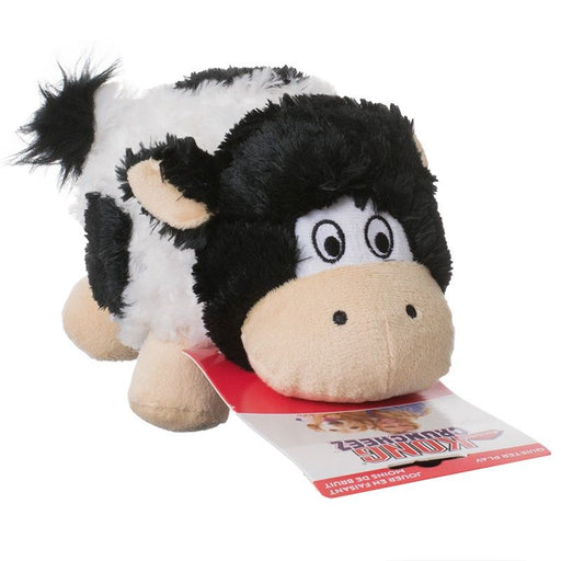 Kong Dog Toy Cruncheez Cow