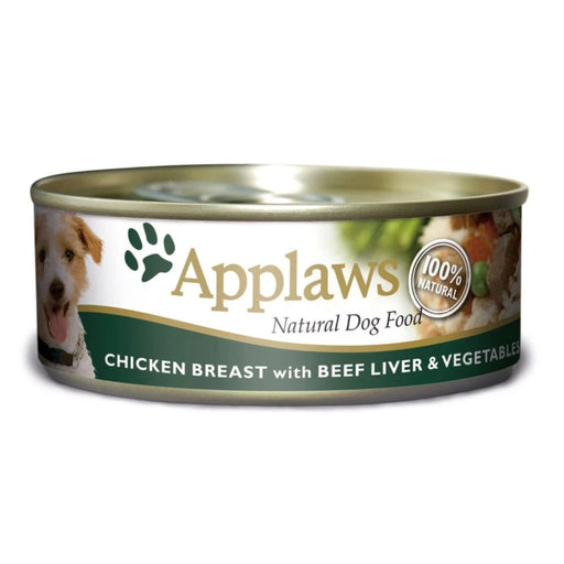 Applaws Dog Chicken With Beef Tin