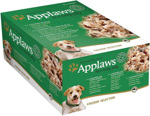 Applaws Dog Supreme Collection 8 X 156G