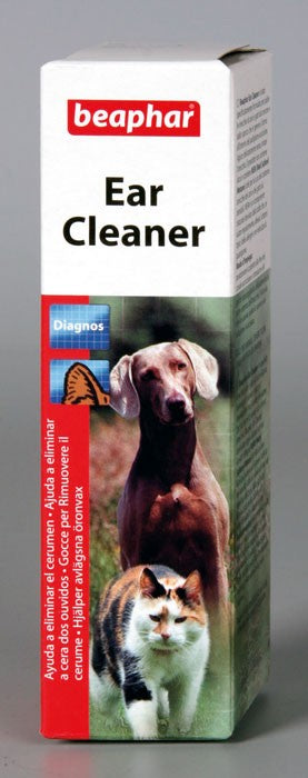 Beaphar Diagnos Ear Cleaner 50Ml