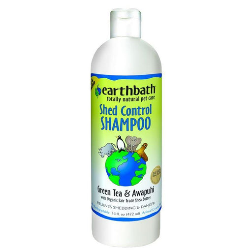 EarthBath Shed Control Shampoo - Green Tea & Awaputhi