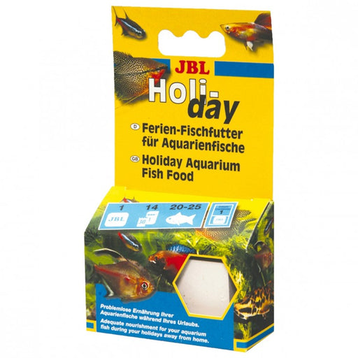 JBL Holiday Aquarium Fish Food
