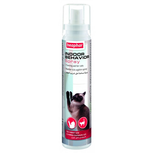 Beaphar Indoor Behavior Spray For Cat 125 Ml