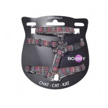 Kilt Cat Harness & Lead - XS