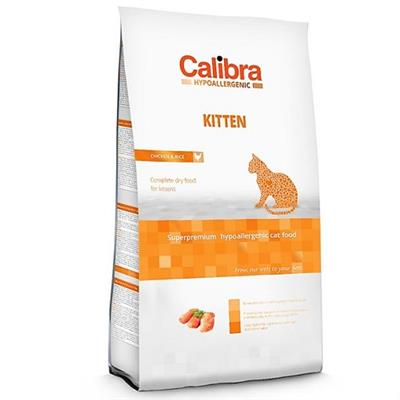 Calibra Kitten Low Grain Chicken 7Kg