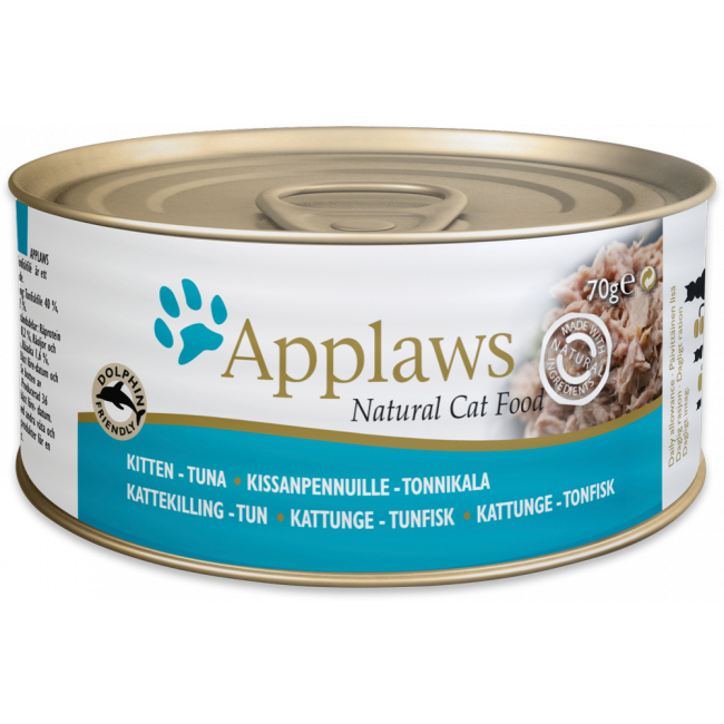 Applaws Kitten Tuna Tin