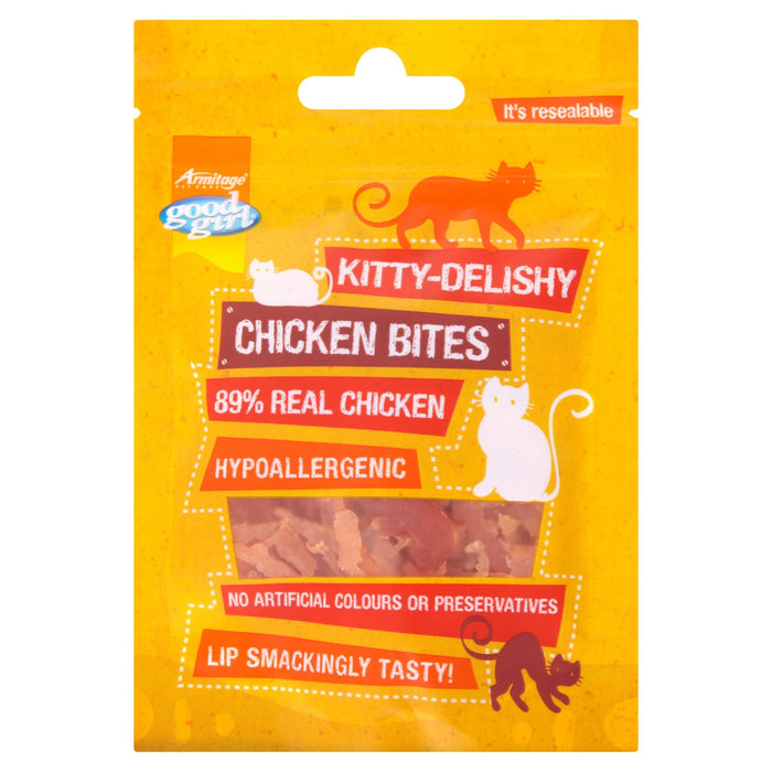 Armitage Kitty Chicken Bites - 30G