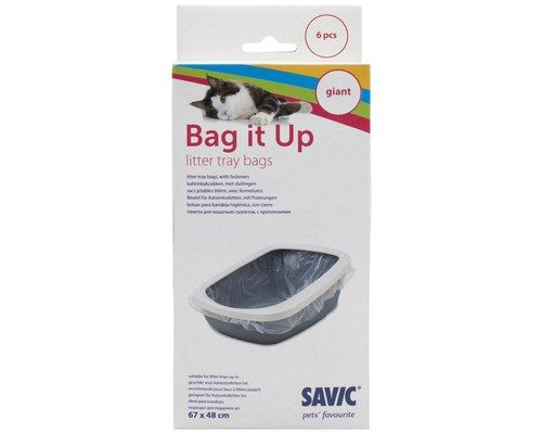 Savic 'Bag It Up' Litter Bags
