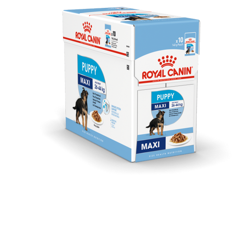 Royal Canin Wet Food - Maxi Puppy