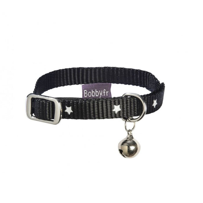 Bobby Midnight Cat Collar