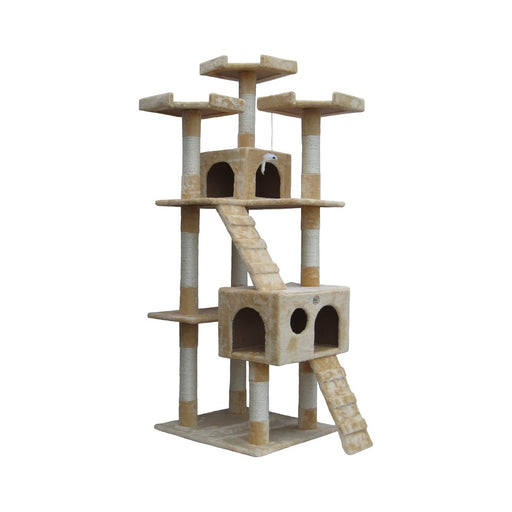 Mya Cat Tree Size 84Wx56Lx183H