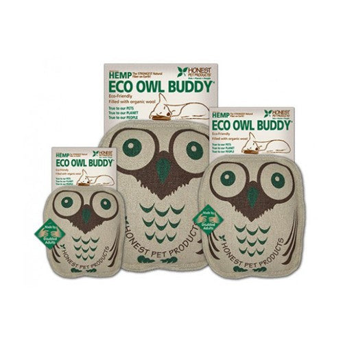 Eco Owl Buddy (6 Inch)