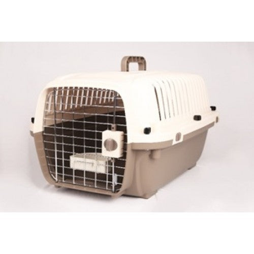 IATA Pet Mode Plastic Pet Transporter 62 x 43.5 x 58cm