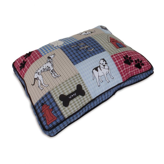 Petmate Deluxe Quilted Bed