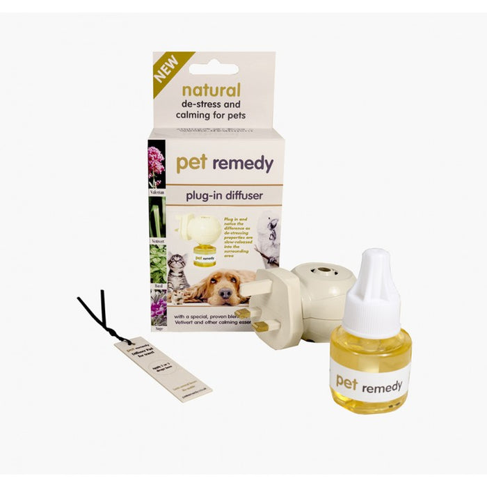Pet Remedy Plug-In Diffuser Pack (3 pin)