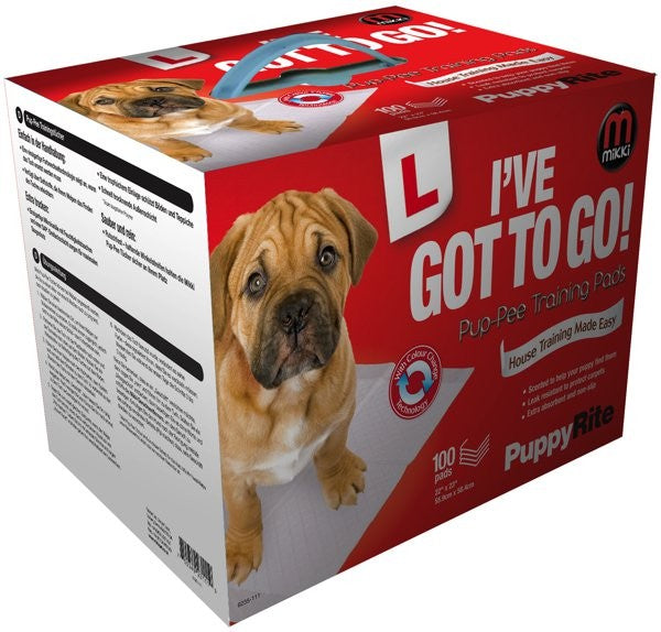 Pup-Pee Training Pads 100 Pack