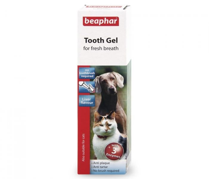 Beaphar Tooth Gel 100G