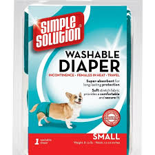 Simple Solution Washable Diaper (Small)