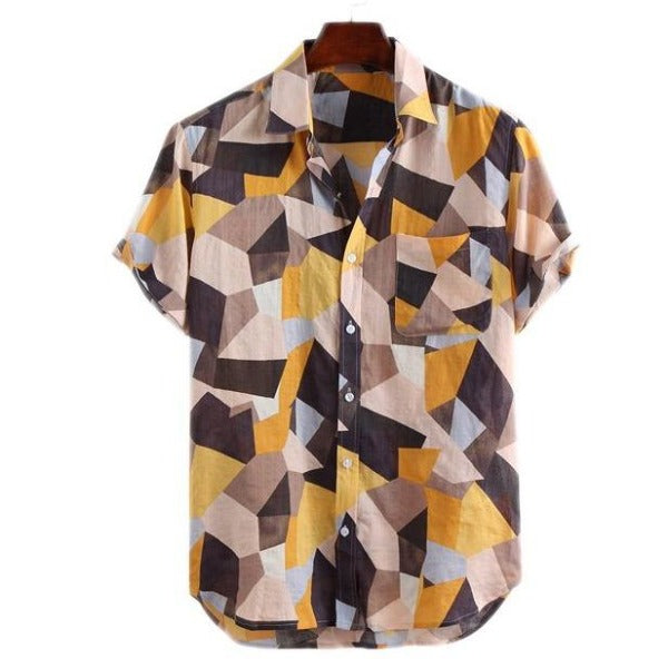 Color Tiles Shirt