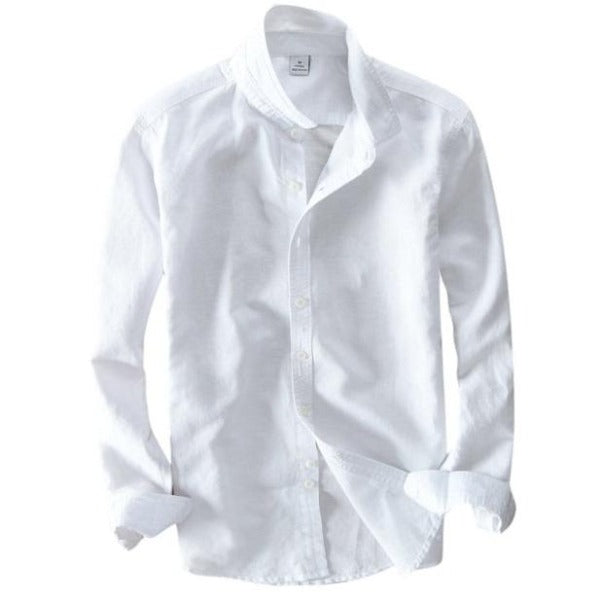 Men's Roll Up Casual Shirt
