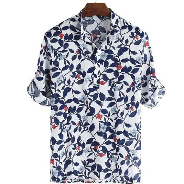 Flowers & Leaves Shirt