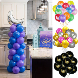 Kit de collage pour ballon - aid-moubarak