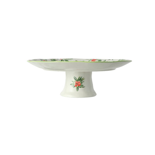 Holly Berry Cake Stand