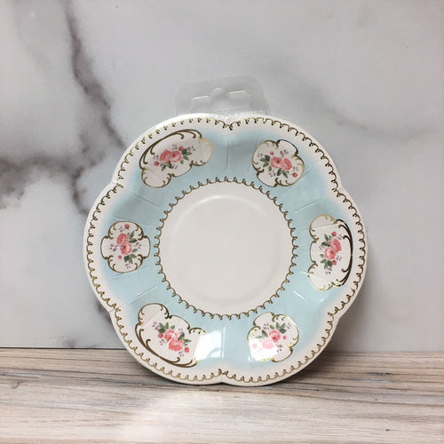Talking Tables Chintz Small Paper Plates