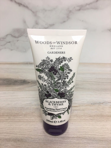 Woods of Windsor Blackberry & Thyme Nourishing Hand Wash