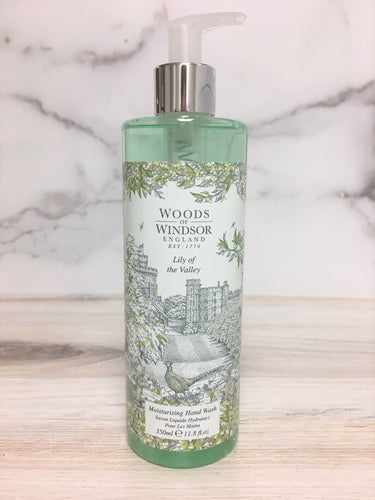 Woods of Windsor Lily of the Valley Moisturising Hand Wash