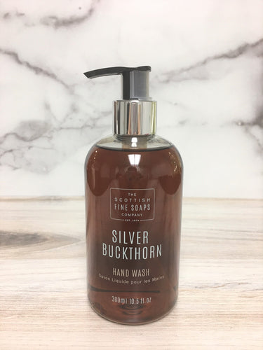 The Scottish Fine Soaps Co Silver Buckthorn Hand Wash
