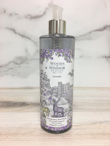 Woods of Windsor Lavender Moisturising Hand Wash