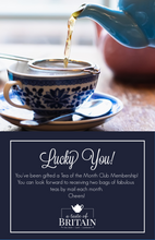 Load image into Gallery viewer, Tea of the Month Club