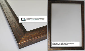 Ready Made Frame (49cmx66cm)