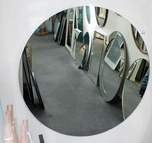 SR Large frameless mirror