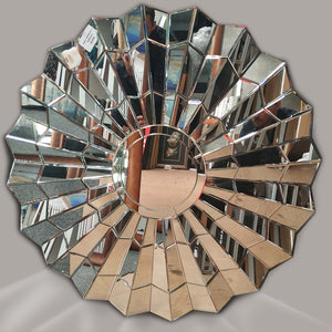 Radial mirror