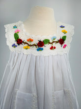 Load image into Gallery viewer, Crochet Dress