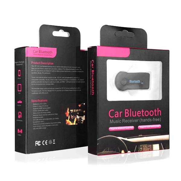 Car Bluetooth Music Receiver Wireless