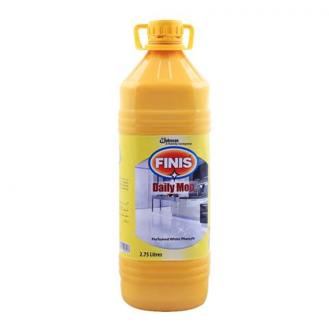 Finis Daily Mop Perfumed White Phenyle 2.9L