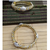 Pack of 2 - American Diamond Elegant Stylish design Sparkling Bangle Set