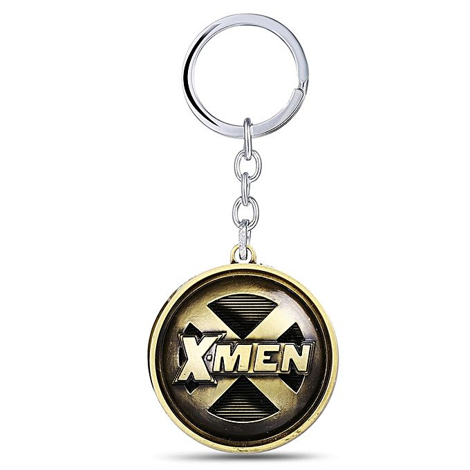 X-Men Key Chain for Boys - Brown