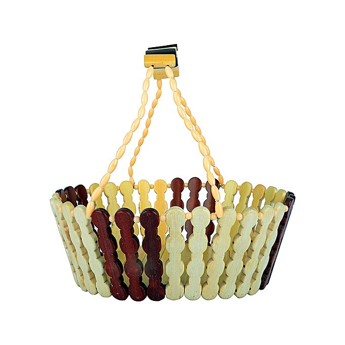 Relaxsit Bamboo Fruits Baskets