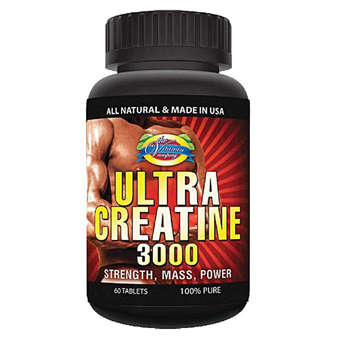 Ultra Creatine-3000 - 60 TABLETS