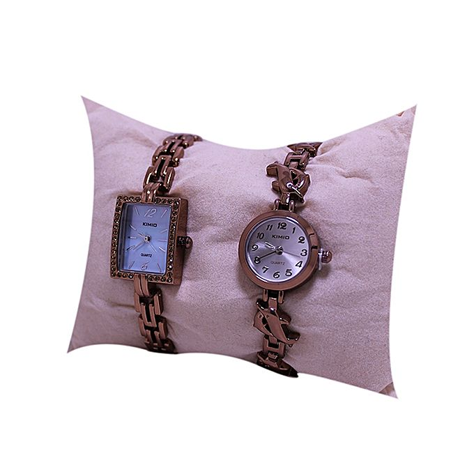 Fancy Bracelet Watch for Women - Brown