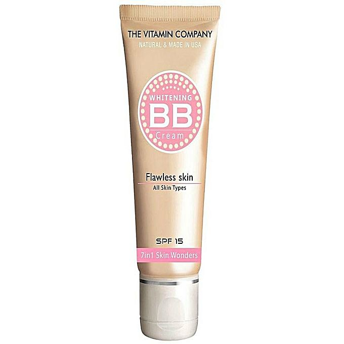 Whitening BB Cream - SPF 15 (Cart Up)