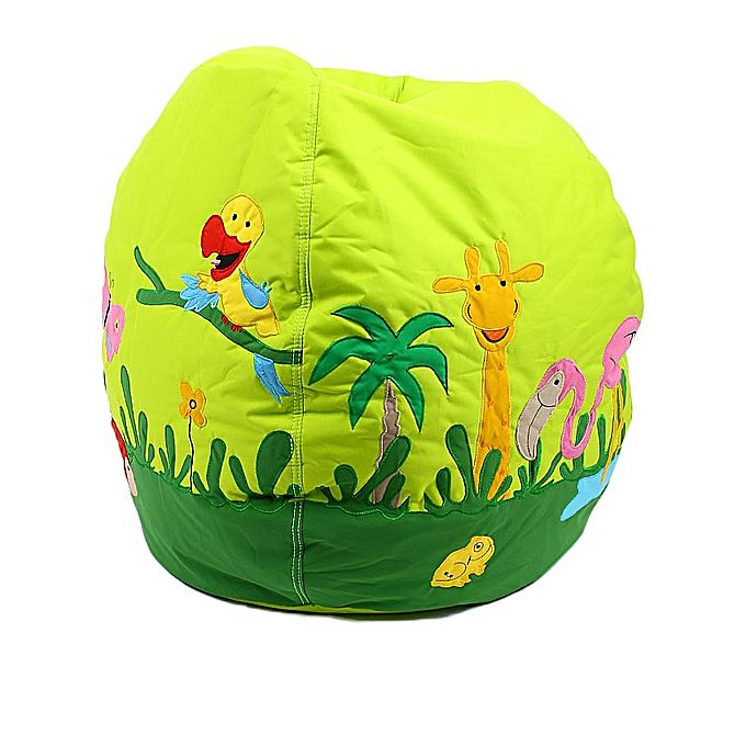Bean Bag Toddler Jungle - Green
