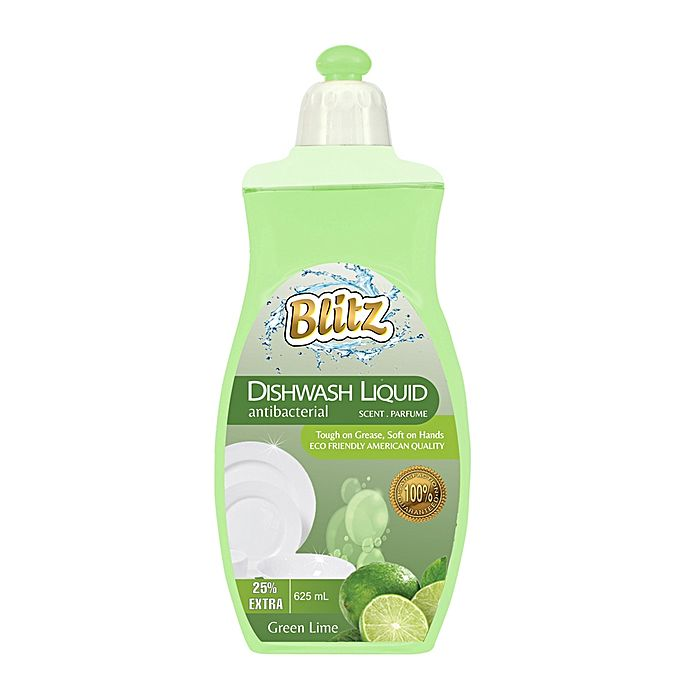 Green Lime Blitz Dish Cleaner
