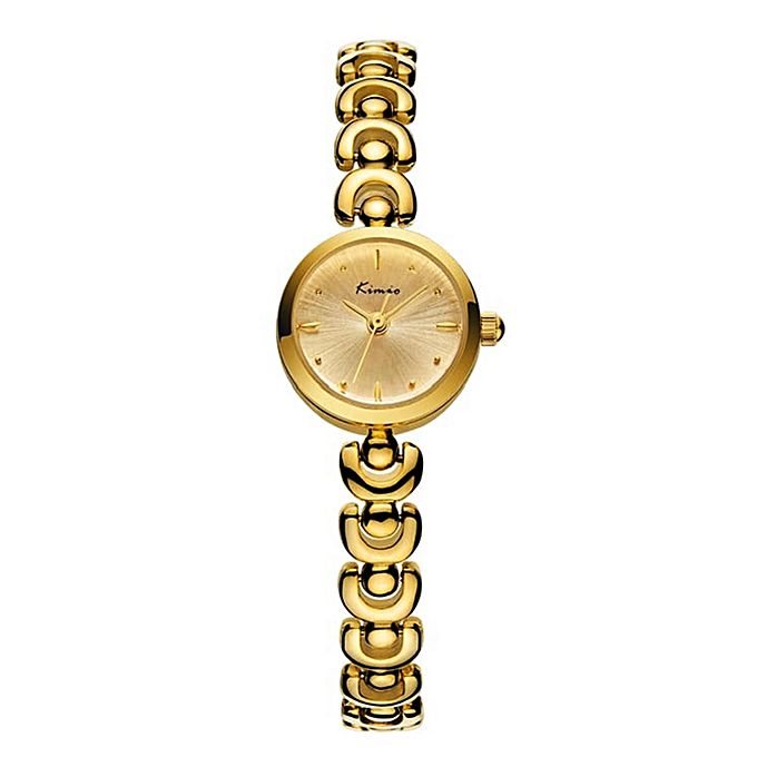 Kimio KC Kimio Stainless Steel Watch For Women - Golden