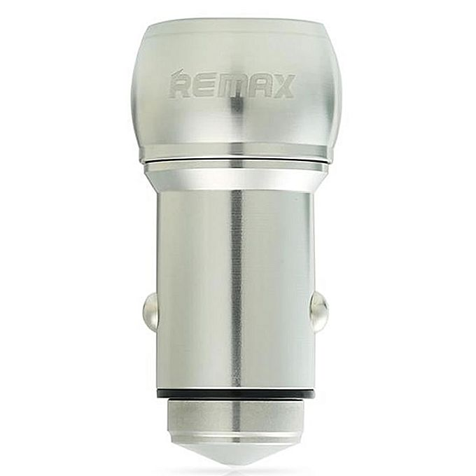 Remax Durable Dual Ports Car Charger