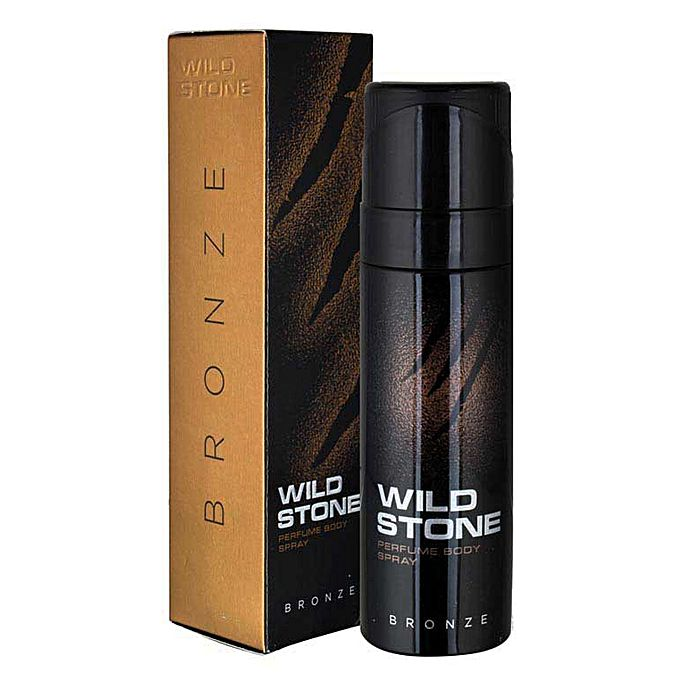 Wild Stone Bronze Perfume Body Spray For Men - 120 ml